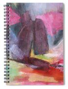 Spring Fever7 Spiral Notebook