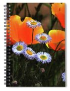 Spring Flowers In Payson Arizona Spiral Notebook