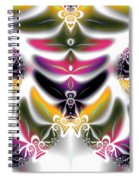 Spring Formal Spiral Notebook
