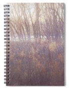 Spring Frost Spiral Notebook