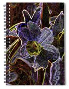 Spring Garden Art Spiral Notebook