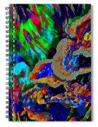 Spring Garden Festival Spiral Notebook