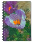 Spring Has Sprung Spiral Notebook