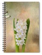 Spring Hyacinth Spiral Notebook