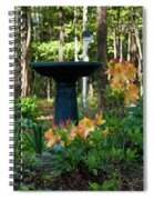 Spring In Blossom Spiral Notebook