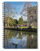 Spring In Canterbury Spiral Notebook