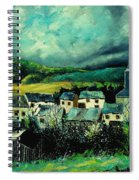 Spring In Daverdisse Spiral Notebook