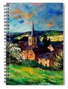 Spring In Gendron Spiral Notebook