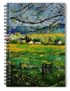 Spring In Herock Spiral Notebook