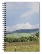 Spring In Livermore Spiral Notebook