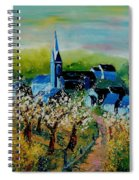 Spring In Redu  Spiral Notebook