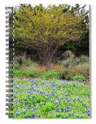 Spring In Texas Spiral Notebook