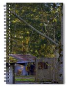 Spring In The Pacific Northwest Spiral Notebook