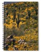 Spring In The Sonoran Desert  Spiral Notebook
