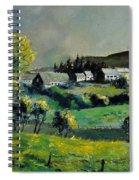 Spring In Voneche  Spiral Notebook