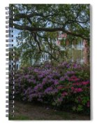 Spring In White Point Gardens Spiral Notebook