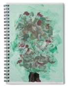 Spring Interlude Spiral Notebook