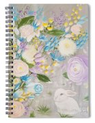 Spring Into Easter Spiral Notebook