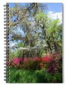 Spring Is All Over Spiral Notebook