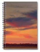 Spring Island Sc Spiral Notebook