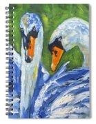 Spring Love Spiral Notebook