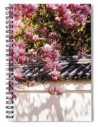 Spring - Magnolia Spiral Notebook