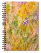 Spring Meadow Spiral Notebook