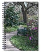 Spring Newness Spiral Notebook