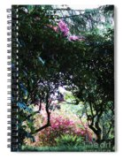 Spring Park Spiral Notebook
