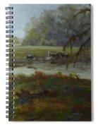 Spring Pasture Spiral Notebook