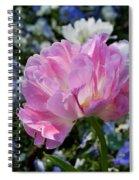 Spring Petals Spiral Notebook