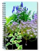 Spring Planter Spiral Notebook