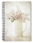 Spring Pleasures Spiral Notebook