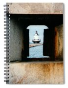 Spring Point Ledge Spiral Notebook