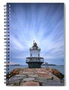 Spring Point Ledge Light Station Spiral Notebook