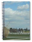 Spring Recess Joy Spiral Notebook
