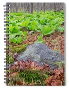 Spring Renewal Spiral Notebook