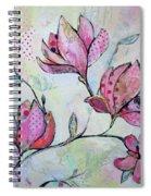 Spring Reverie I Spiral Notebook