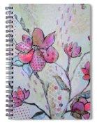 Spring Reverie IIi Spiral Notebook