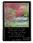 Spring Revival Spiral Notebook