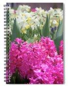 Spring Round Up Spiral Notebook