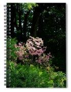 Spring Spotlight Spiral Notebook