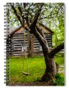 Spring Swing Spiral Notebook