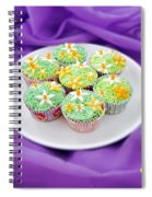 Spring Time Is Cupcake Time Spiral Notebook