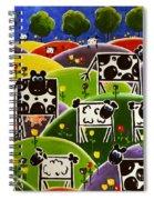 Spring Time Spiral Notebook