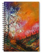 Spring Today Spiral Notebook