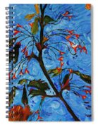 Spring Tree Spiral Notebook