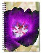 Spring Tulips - Photopower 3028 Spiral Notebook
