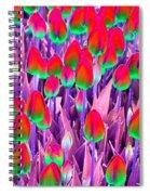 Spring Tulips - Photopower 3112 Spiral Notebook