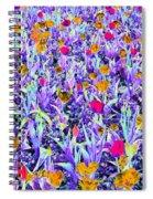 Spring Tulips - Photopower 3124 Spiral Notebook